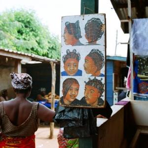 Zdjęcia autorstwa M.Wędzikowskiej zrobione w południowo-wschodniej Ghanie w 2008 r. _1