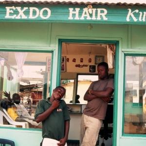 Zdjęcia autorstwa M.Wędzikowskiej zrobione w południowo-wschodniej Ghanie w 2008 r. _4